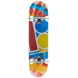 Skate Complet Plan B Team Tie Dyed 7.6 2020 pour homme