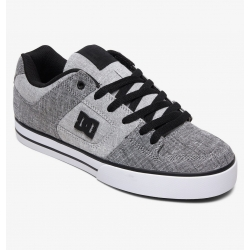 Shoes DC Shoes Pure TX SE Grey White Grey 2020 pour homme