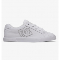 Shoes DC Shoes Chelsea TX White Silver 2020
