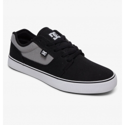 Shoes DC Shoes Tonik TX Black Grey White 2020 pour homme, pas cher