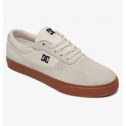 Shoes DC Shoes Switch White White Gum 2020 pour homme, pas cher