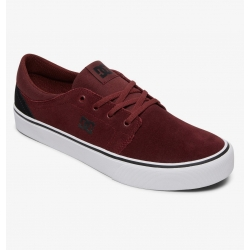 Shoes DC Shoes Trase SD Black Dark Red 2020 pour homme