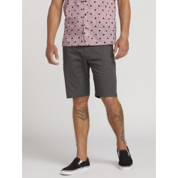 Short Volcom Frickin Modern Stretch Charcoal Heather 2020 pour , pas cher