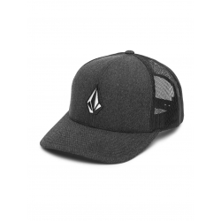Casquette Volcom Full Stone Cheese Charcoal Heather 2020 pour