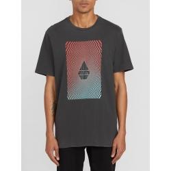 Tee Shirt Volcom Floation Black 2020 pour