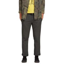 Pantalon Chino Volcom Frickin Modern Stretch Charcoal Heather 2021 pour