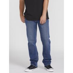 Pantalon Volcom Solver Vintage Pacific Blue 2020 pour , pas cher