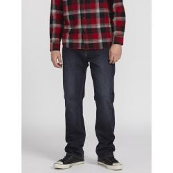 Pantalon Volcom Kinkade Vintage Blue 2021 pour