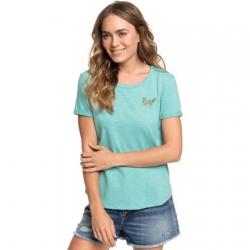 Tee Shirt Roxy Oceanholic Canton 2020 pour femme, pas cher