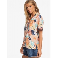 Chemise Roxy Remind To Forget Peach Blush Bright Skies 2020