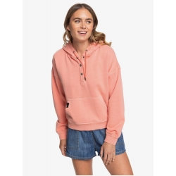 Sweat Roxy Girls Who Slide Terra Cotta 2020 pour femme