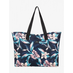 Beach Bag Roxy WildFlower 28L Anthracite Tropicoco 2020 pour femme, pas cher