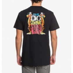 Tee Shirt DC Shoes Strikes Again Black 2020 pour , pas cher