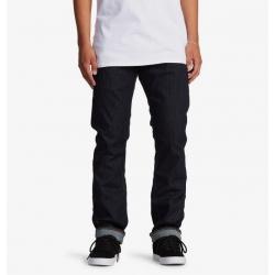 Pantalon DC Shoes Worker Straight Indigo Rinse 2020 pour