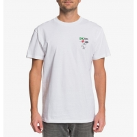 Tee Shirt DC Shoes We Hot Since White 2020