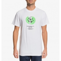 Tee Shirt DC Shoes Dont Let Them White 2020 pour , pas cher
