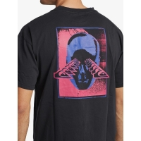 Tee Shirt Quiksilver X Ray Cafe Black 2020