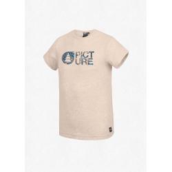Tee Shirt Picture Basement Horta Beige Melange 2020 pour homme, pas cher