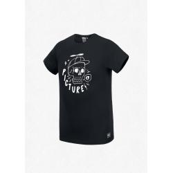 Tee Shirt Picture Clifton Black 2020 pour homme, pas cher