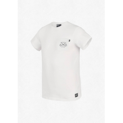 Tee Shirt Picture Wasted Pocket White 2021 pour homme