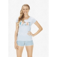 Tee Shirt Picture Basement Heather Light Grey Melange 2020