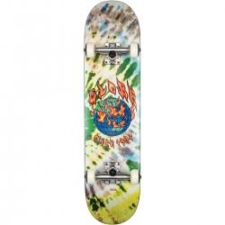 Skate Complet Globe G1 Ablaze Tie Dye 7.75 2020 pour homme