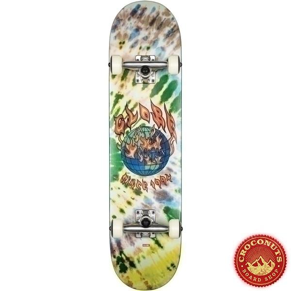 Skate Complet Globe G1 Ablaze Tie Dye 7.75 2020