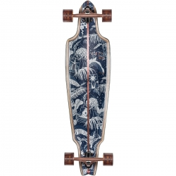 Longboard Globe Prowler Classic Rosewood Copper 2020 pour homme