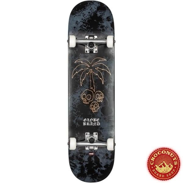 Skate Complet Globe G1 Natives Black Copper 2020