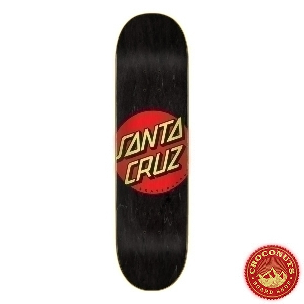 Deck Santa Cruz Classic Dot 7.75 2020