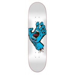 Deck Santa Cruz Screaming Hand Taper Tip 8.5 2020 pour homme
