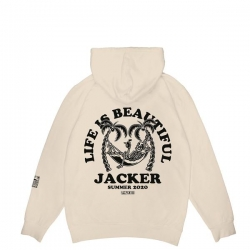 Sweat Jacker Palm Beach Beige 2020 pour