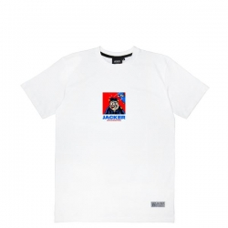 Tee Shirt Jacker A.C.A.B. White 2020 pour