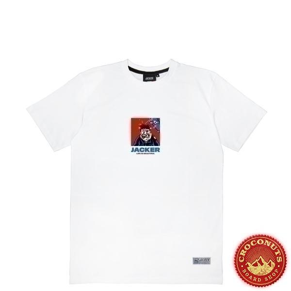 Tee Shirt Jacker A.C.A.B. White 2020