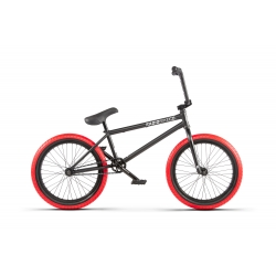 Bmx Radio Bike Darko Matt Black 21 2020 pour