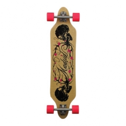 Longboard Madrid Tombstone DT Maxed Twisted 2014 pour homme, pas cher