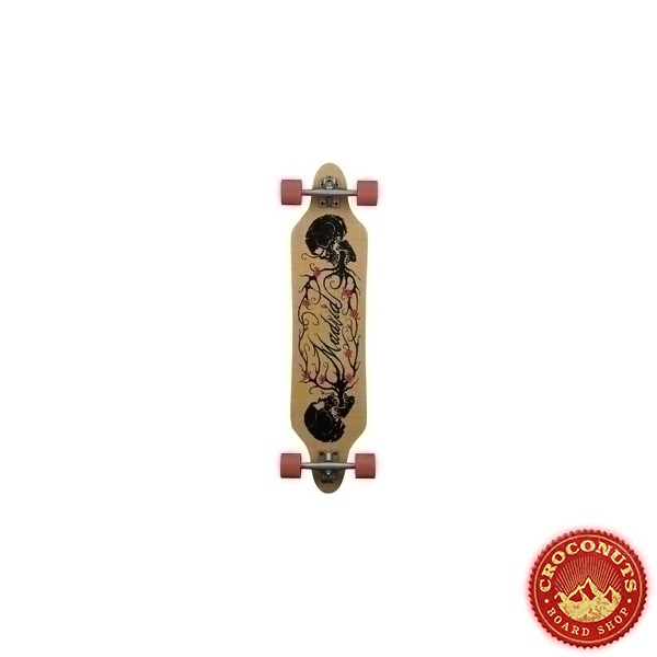 Longboard Madrid Tombstone DT Maxed Twisted 2014