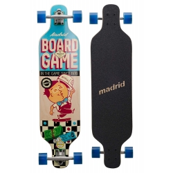 Longboard Madrid Dream TM Board Game 2014 pour homme, pas cher