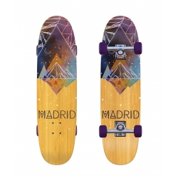 Cruiser Madrid Combi Space Mountain Bamboo 2020 pour , pas cher