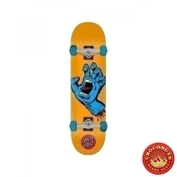 Skate Complet Santa Cruz Screaming Hand 7.8 2020