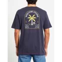 Tee Shirt Volcom Serenic Stone BSC SS Navy 2020 pour