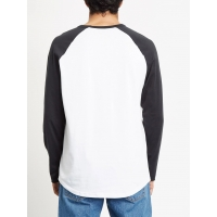 Tee Shirt Volcom Pen BSC LS Black 2020