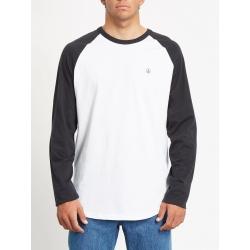 Tee Shirt Volcom Pen BSC LS Black 2020 pour