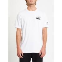 Tee Shirt Volcom Julien Dupont FA SS White 2020