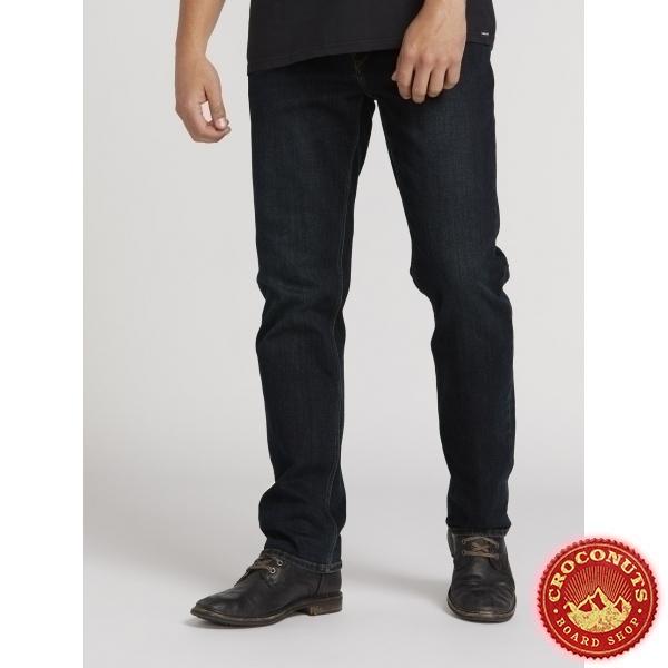 Pantalon Volcom Solver Vintage Blue 2020