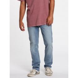 Pantalon Volcom Solver Light Wicked Blue 2021 pour