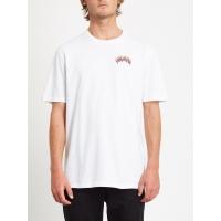 Tee Shirt Volcom Michael Walrave SS White 2020
