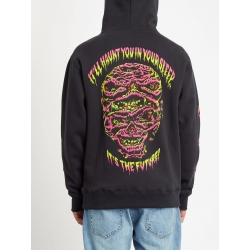 Sweat Volcom Michael Walrave Black 2020 pour