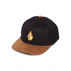 Casquette Volcom Full Stone Heather Inca gold 2020 pour