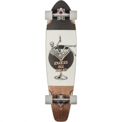 Longboard Globe The All Time Excess 2021 pour homme